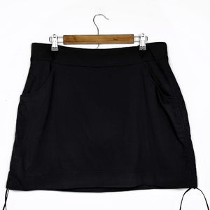 Columbia | Black Anytime Casual Skort